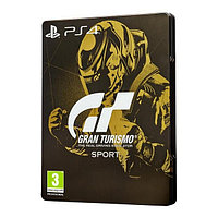 PS4  GRAN TURISMO Sport (vr) STEELBOOK Edition, фото 1