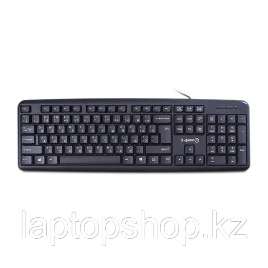 Клавиатура проводная Keyboard X-Game, XK-100UB