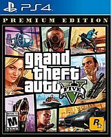 GTA 5 PREMIUM на русском языке) игра на PS4