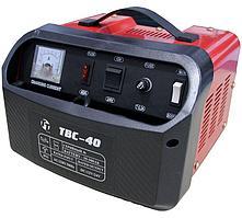 Устройство зарядное TBC-40 TOTAL TOOLS.