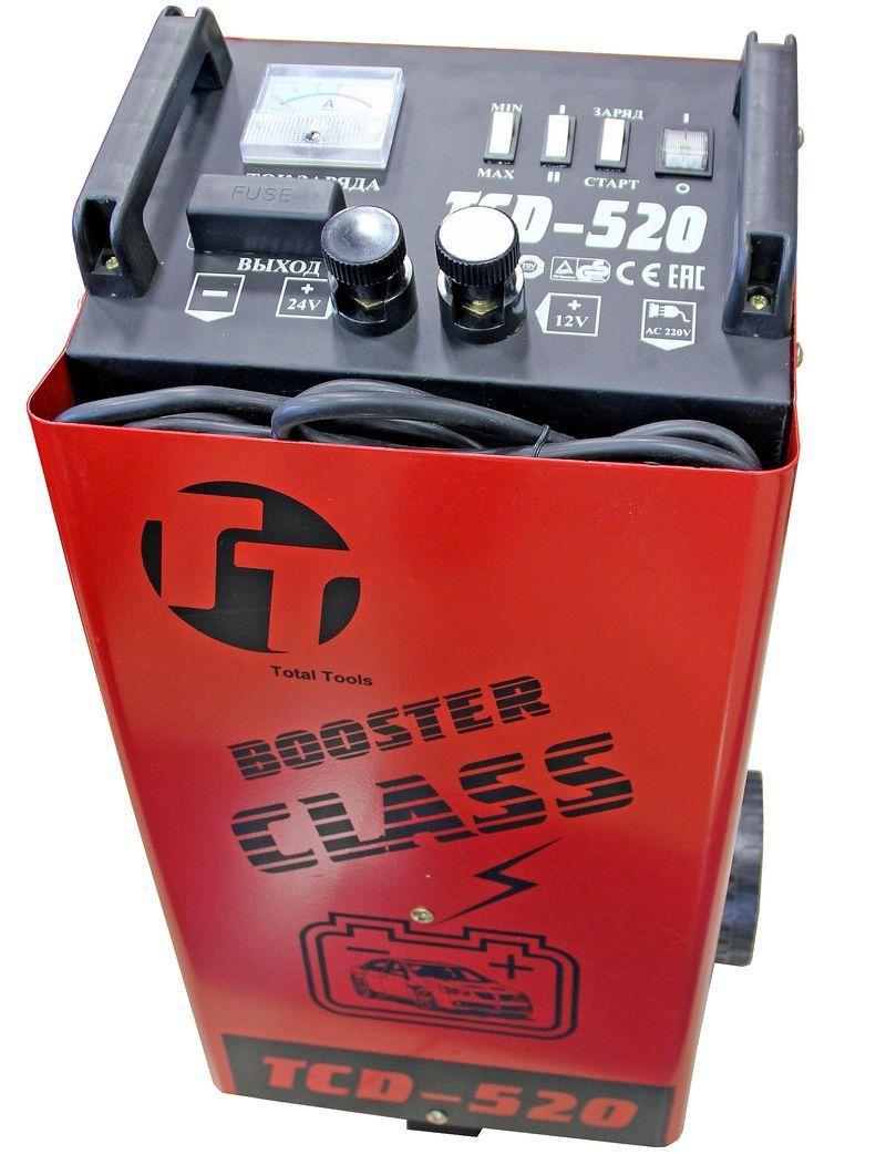 Устройство пуско-зарядное TCD-520 TOTAL TOOLS.