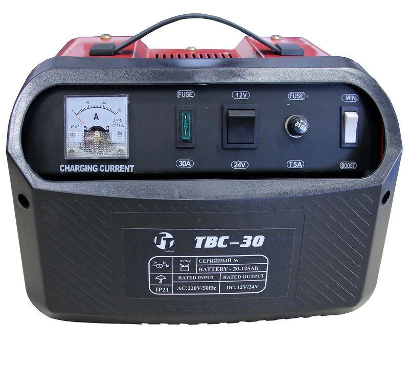Устройство зарядное TBC-30 TOTAL TOOLS
