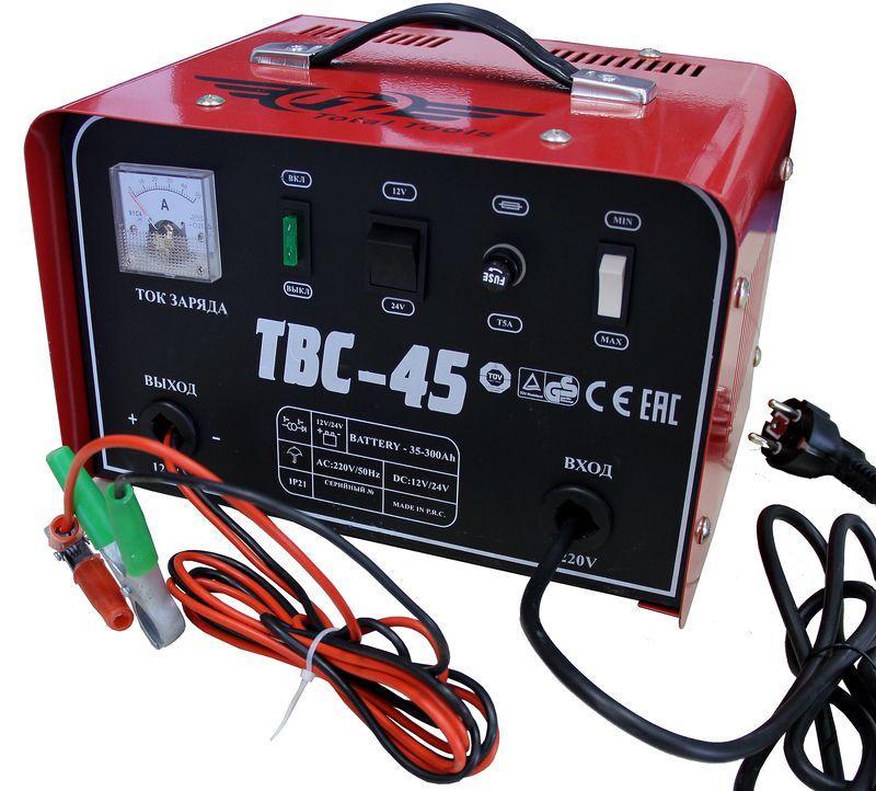 Устройство зарядное TBC-45 TOTAL TOOLS