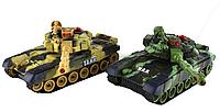 Танковый бой на пульту управления, танки, 9993