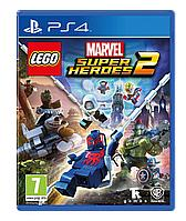 PS4  LEGO SUPER HEROES 2, фото 1