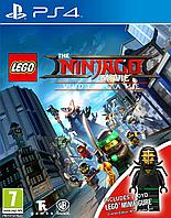 PlayStation 4 PS4 LEGO Ninjago Movie, фото 1