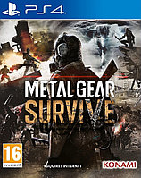 PS4  METAL GEAR SURVIVE, фото 1