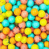 "Жев. резинка 22 мм ""Шоу Пузырей"" 286 шт/уп (ZED Candy)"