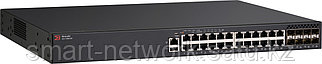 Коммутатор 48-port 1GbE switch with 8xlGbE SFP+(upgradeable to lOGbE) uplink ports