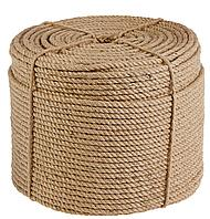 Веревка-джутовая Д-10 10мм*50м