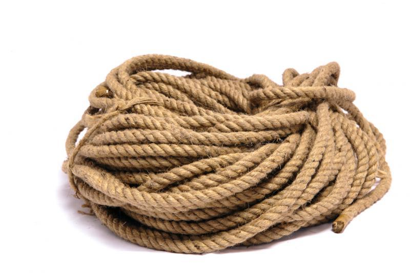 Веревка-джутовая Д-12 12мм*50м