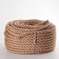Веревка-джутовая Д-18 18мм*50м