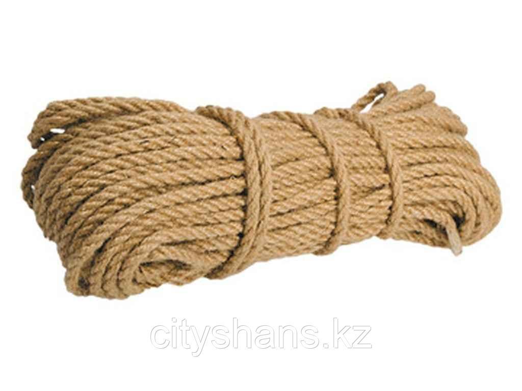 Веревка-джутовая Д-20 20мм*50м
