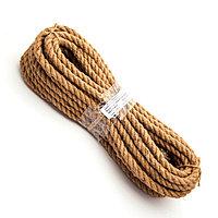Веревка-джутовая Д-20 20мм*100м