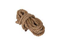 Веревка-джутовая Д-22 22мм*100м