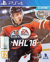 PlayStation 4 PS4  NHL 18, фото 1