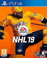 PlayStation 4 PS4  NHL 19, фото 1