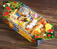 """Новогодний подарок Конфета """"Мышки в сыре"""" 1000 гр."""