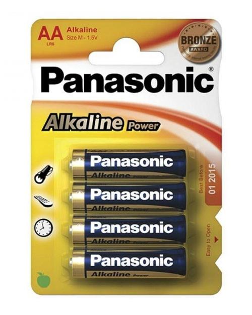 Panasonic LR6REB/4BPU/LR6APB/4BP щелочная батарейка AA (10 шт/уп)