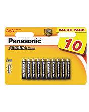 Panasonic LR03REB/10BW/ LR03APB/10B щелочная батарейка AAA (10 шт/уп)