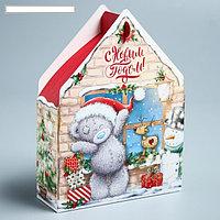 Новогодний подарок «Me to You «Тедди»   460 гр.