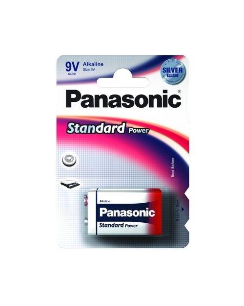 Panasonic 6LF22REE/1BP Батарейка щелочнаяEvery Day Power крона (1 ед/упак)