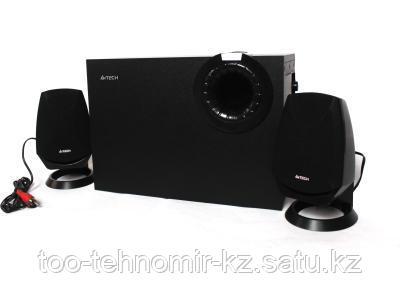 Колонки A4Tech Q-2000, 2.1 Speaker Multimedia