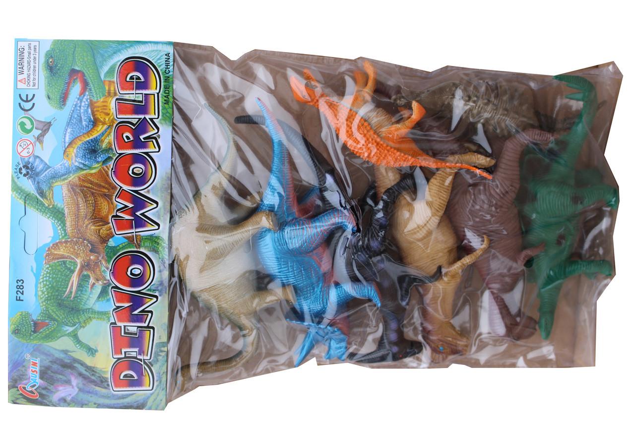 Набор Динозавров в пакетике F283