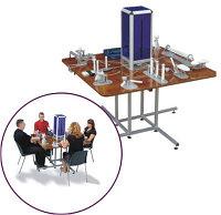 Многофункциональный стол для мануальных упражнений руки MANUALEX