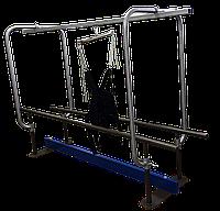 Параллельные перила с поддерживающей подвесной системой для взрослых
