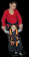 Мобильные устройства, позволяющие детям с дополнительными потребностями ходить «Кенгуру»