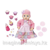Baby Annabell Бэби Аннабель Кукла многофункциональная Праздничная, 43 см