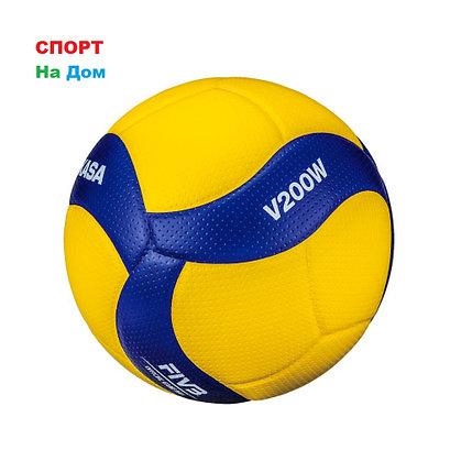 Мяч волейбольный Mikasa V200W (Original), фото 2