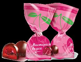 Конфеты Коммунарка Мистерия вкуса аромат вишни
