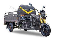Грузовой электрический трицикл Rutrike Дукат 1500 60V1000W (Черный)