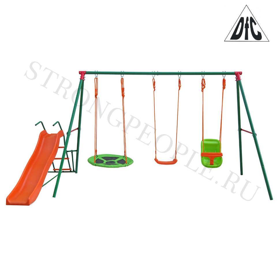 Детский комплекс с горкой DFC SBN-03