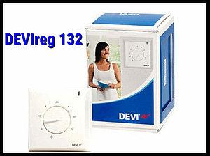 Механический терморегулятор DEVIreg 132