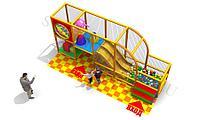 Детский игровой лабиринт Оранжерея