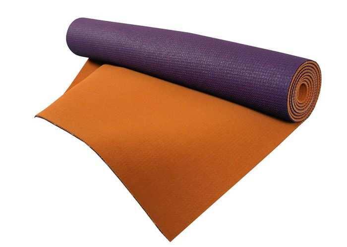 Профессиональный коврик для йоги BodyGo YMR-6804
