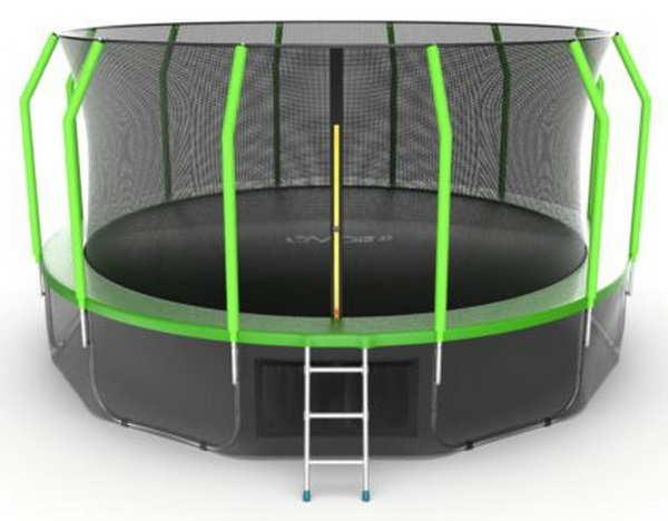 Батут EVO Jump Cosmo Internal 16ft + Lower net