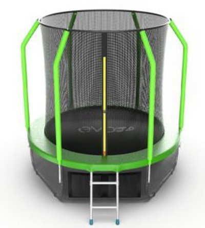 Батут EVO Jump Cosmo Internal 6ft + Lower net