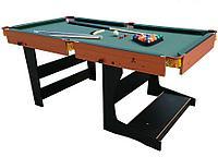 Бильярдный стол DFC Trust 6 складной, фото 1