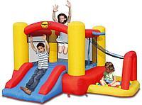 Надувной батут Happy Hop 9450 (Игровой центр 4 в 1)