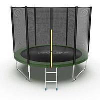 Батут EVO Jump External 10ft (Зеленый)