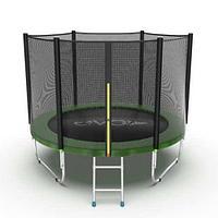 Батут EVO Jump External 8ft (Зеленый), фото 1