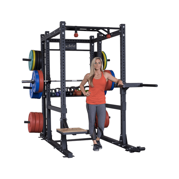 Силовая рама Body-Solid SPR1000 Комплект P4