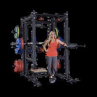 Силовая рама Body-Solid SPR1000 Комплект P4, фото 1