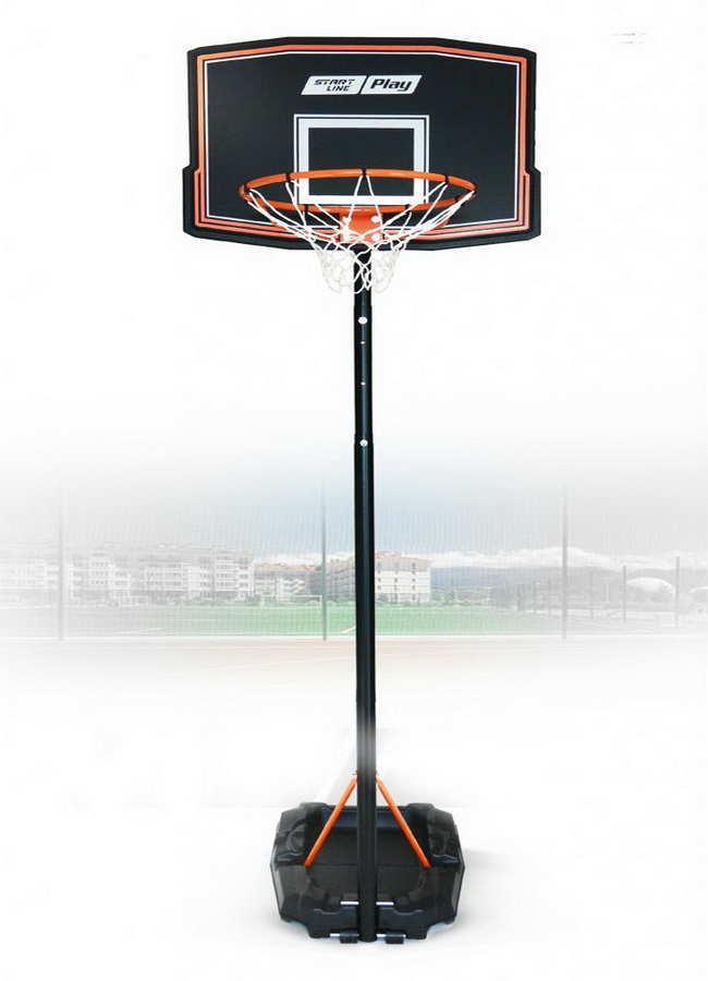Мобильная баскетбольная стойка Start Line Play Junior-080