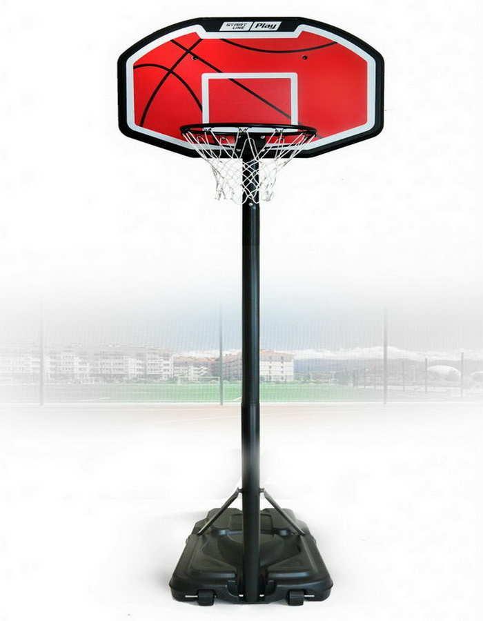 Мобильная баскетбольная стойка Start Line Play Standard-019