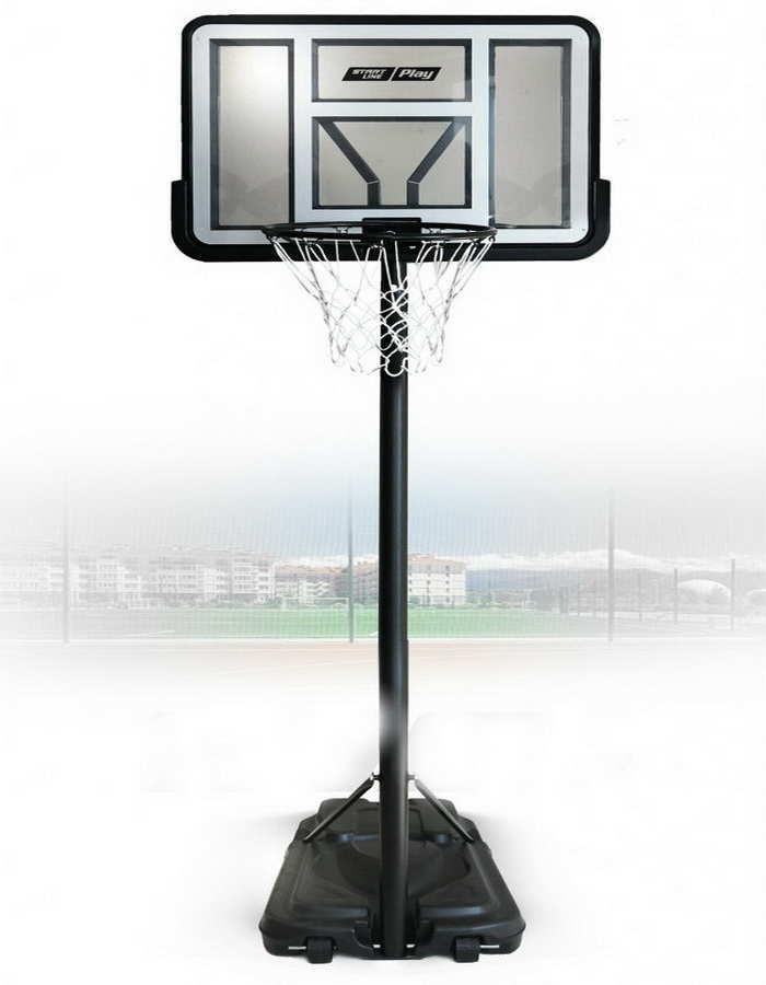 Мобильная баскетбольная стойка Start Line Play Standard-020
